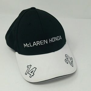 Mc Laren x Honda Formula One 1 Racing Hat Cap